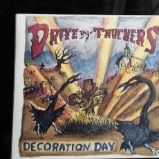 CDs de Música: CD DRIVE BY TRUCKERS DECORATION DAY. Lote 112104891