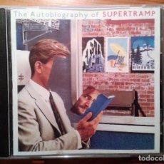 CDs de Música: THE AUTOBIOGRAPHY OF SUPERTRAMP CD MUSICA. Lote 112117451