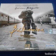 CDs de Música: BALKANICA ATHENS SYMPHNY ORCHESTRA ( GORAN BREGOVIC ) 2001 FM RECORDS DIGIPACK PRECINTADO. Lote 112124875