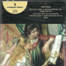 CDs de Música: SCHUMANN CD DE AUDIO - NUEVO. Lote 112211351