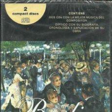 CDs de Música: LO MEJOR DE LOS GRANDES COMPOSITORES VOL. 3: BERLIOZ - (EL MUNDO) CD DE AUDIO - NUEVO. Lote 112211427