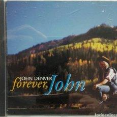 CDs de Música: JOHN DENVER FOREVER JOHN. Lote 112333786