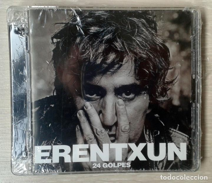 MIKEL ERENTXUN, 24 GOLPES. NUEVO (Música - CD's Pop)