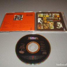 CDs de Música: TH VISITORS ( THIS TIME THE GOOD GUYS GONNA WIN ) - CD - CDSGP010 - PRESTIGE RECORDS. Lote 112348975