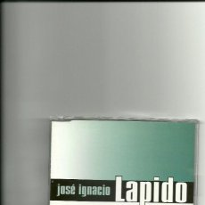 CDs de Música: JOSE IGNACIO LAPIDO. LADRIDOS DEL PERRO MAGICO (CD SINGLE 1999). Lote 112360403