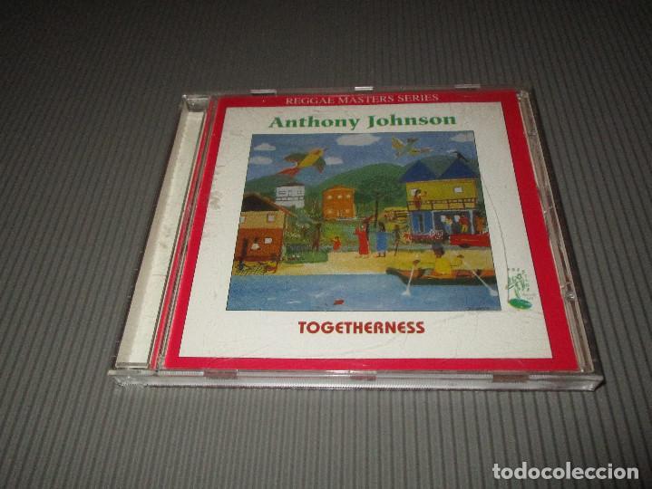 CDs de Música: ANTHONY JOHNSON ( TOGETHERNESS ) - CD - CDSGP050 - PRESTIGE - REGGAE MASTERS SERIES - Foto 2 - 112362767