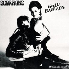CDs de Música: SCORPIONS – GOLD BALLADS -HARD ROCK HEAVY. Lote 112368035