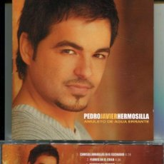 CDs de Música: PEDRO JAVIER HERMOSILLA / AMULETO DE AGUA ERRANTE (CD VALE MUSCI 2003). Lote 112402663