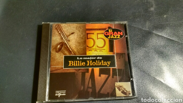 CD BILLIE HOLIDAY (Música - CD's Jazz, Blues, Soul y Gospel)