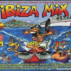 CDs de Música: IBIZA MIX 2000 (VARIOS) 4 CDS BLANCO Y NEGRO 2000. Lote 112442055
