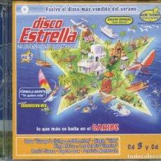 CDs de Música: DISCO ESTRELLA VOL 5 (DOBLE CD VALE MUSIC 2002). Lote 112445727