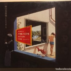 CDs de Música: PINK FLOYD  ECHOES (THE BEST OF PINK FLOYD) 2 × CD COMPILATION, MIXED EUROPE 2001. Lote 112448399