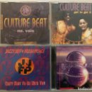 CDs de Música: 4 CD CULTURE BEAT, PSYCHOTRANCE, HIP HOP, RAP, TRANCE. Lote 112465031