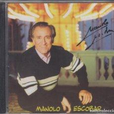 CDs de Música: MANOLO ESCOBAR CD 2002 . Lote 112471967