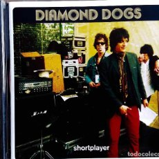CDs de Música: DIAMOND DOGS, SHORT PLAYER. CD. Lote 112509803