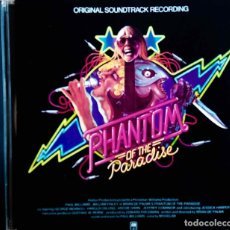 CDs de Música: PHANTOM OF THE PARADISE. CD BANDA SONORA ORIGINAL. Lote 112510803