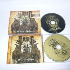 CDs de Música: CD ARSIS WE ARE THE NIGHTMARE 2 CDS. Lote 112530695