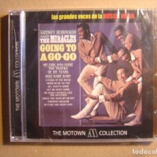 CDs de Música: CD SMOKEY ROBINSON AND THE MIRACLES - GOING TO A GO-GO - MOTOWN. Lote 112541567