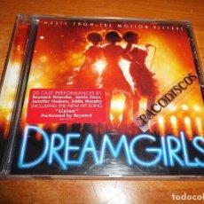 CDs de Música: DREAMGIRLS BANDA SONORA SOÑADORAS CD ALBUM 2006 EU BEYONCE KNOWLES EDDIE MURPHY JAMIE FOXX. Lote 112548279