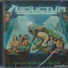 CDs de Música: ABDUCTUM CD SPANISH HEAVY/THRASH 2013-MURO-WILD-LEGION-CENTINELA-FUCK OFF-CRIXIS . Lote 112575815