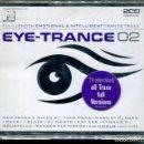 CDs de Música: EYE-TRANCE 02 (3 CDS DJ'S PRESENT 2001). Lote 112609667