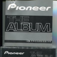 CDs de Música: PIONEER THE ALBUM VOL. 3 PROGRESSIVE ( CD BLANCO Y NEGRO 2002). Lote 112613943