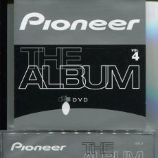 CDs de Música: PIONEER THE ALBUM VOL. 4 (DVD BLANCO Y NEGRO 2003). Lote 112613991