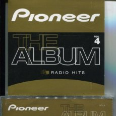 CDs de Música: PIONEER THE ALBUM VOL. 4 RADIO HITS (CD BLANCO Y NEGRO 2003). Lote 112614043