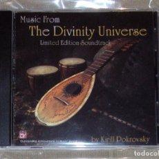 CDs de Música: MUSIC FROM THE DIVINITY UNIVERSE —LIMITED EDITION SOUNTRACK—, EN PERFECTO ESTADO. Lote 112657291