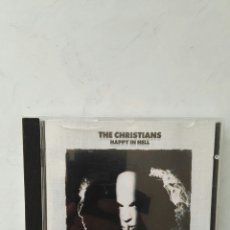 CDs de Música: THE CHRISTIANS HAPPY IN HELL. Lote 112669079