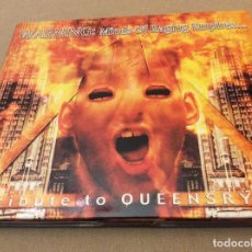CDs de Música: WARNING: MINDS OF RAGING EMPIRES... A TRIBUTE TO QUEENSRŸCHE. 2000.. Lote 112671663