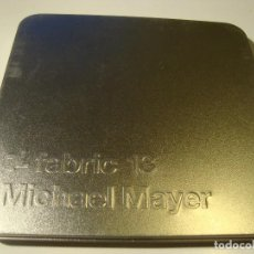 CDs de Música: RAR CD. MICHAEL MAYER. FABRIC 13. METAL BOX.. Lote 112673919