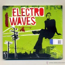 CDs de Música: VARIOS-ELECTRO WAVES (CD). Lote 112688171