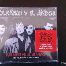 TRIPLE CD POLANSKI Y EL ARDOR BAILANDO EN EL ALAMBRE TODAS LAS GRABACIONES + RAREZAS 80'S ESPAÑA