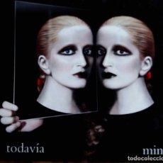 CDs de Música: MINA, TODAVÍA. CD CON LIBRETO PORTADA DESPEGABLE. DIGIPACK. Lote 112707255