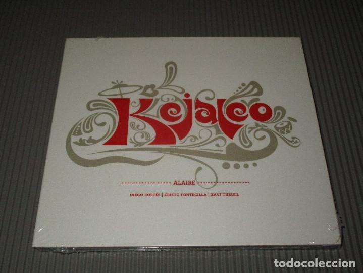KEJALEO ( ALAIRE ) - CD DIGIPACK - KAR7840 - GALERA GROUP - PAÑUELICOS - CHATINA - MI JARDIN ... (Música - CD's Flamenco, Canción española y Cuplé)