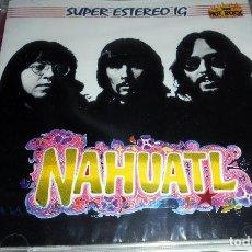 CDs de Música: NAHUATL. 1974. CD ROCK ROCK AND ROLL PSYCHEDELIC ROCK. Lote 112720523