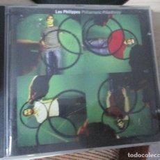 CDs de Música: CD PHILARMONIC PHILANTHROPY LES PHILIPPES. Lote 112726427