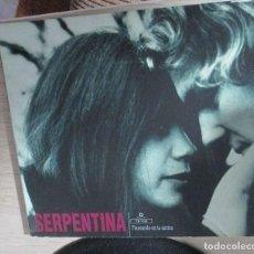 CDs de Música: SERPENTINA - PLANEANDO EN TU AZOTEA - CD DIGIPACK - ELEFANT RECORDS 2007. Lote 112726739