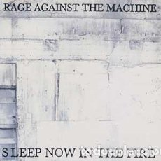 CDs de Música: RAGE AGAINST THE MACHINE - SLEEP NOW IN THE FIRE - CD SINGLE . Lote 112729451