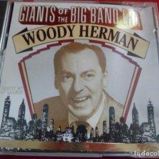 CDs de Música: GIANTS OF THE BIG BAND ERA. WOODY HERMAN. Lote 112732819
