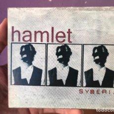 CDs de Música: HAMLET - SYBERIA - CD + DVD CON FUNDA DE CARTÓN . Lote 142146486