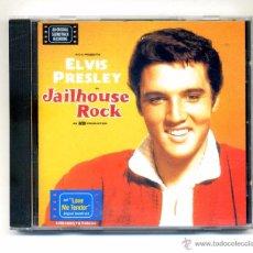 CDs de Música: ELVIS PRESLEY-JAILHOUSE ROCK (CD) CONTIENE BONUS TRACKS. Lote 112765679