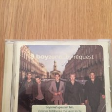 CDs de Música: BOYZONE BY REQUEST. Lote 112766479