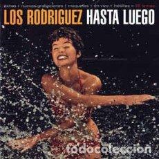 CDs de Música: LOS RODRIGUEZ ?– HASTA LUEGO . Lote 112792343