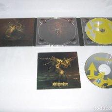 CDs de Música: CD CHIMAIRA RESURRECTION. Lote 112799867