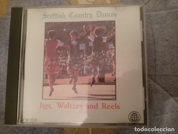 SCOTTISH COUNTRY DANCES - JIGS WALTZES AND REELS (Música - CD's World Music)