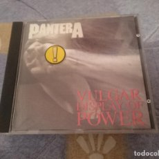 CDs de Música: PANTERA - VULGAR DISPLAY OF POWER ----REFESCDSDEPRALLAIZARHAMI. Lote 112814039