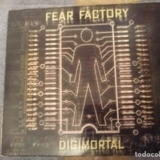 CDs de Música: FEAR FACTORY - DIGIMORTAL ----REFESCDSDEPRALLAIZARHAMI. Lote 112814715