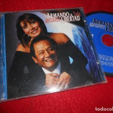 CDs de Música: TANIA MANZANERO ARMANDO LA LIBERTAD CD 1998. Lote 112856231